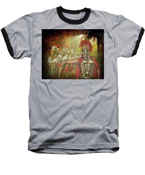 Caesar Baseball T-Shirt