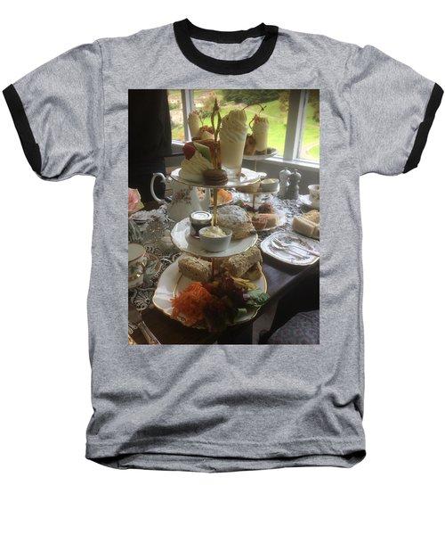 Cake Baseball T-Shirt