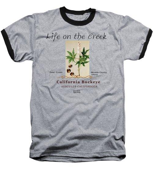 California Buckeye Baseball T-Shirt