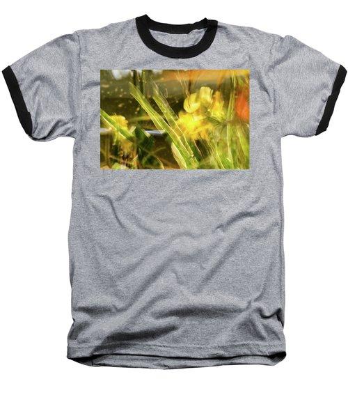 Canna Lily 2 Baseball T-Shirt