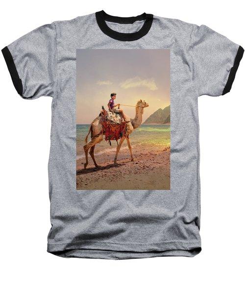 Camel Baseball T-Shirt