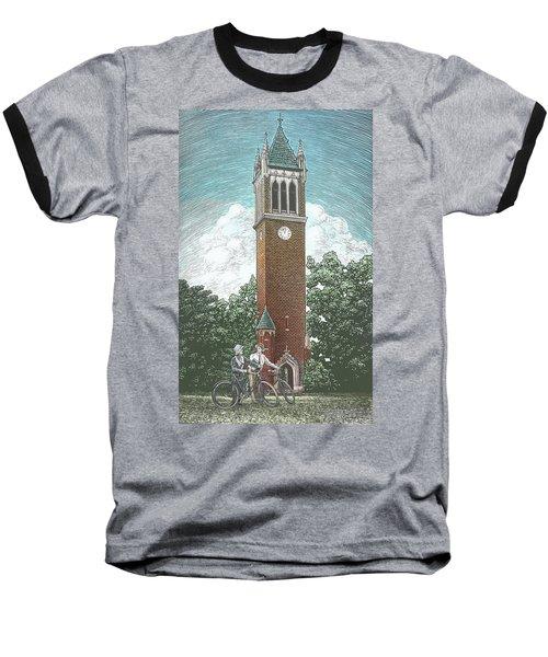 Campanile 1928 Baseball T-Shirt