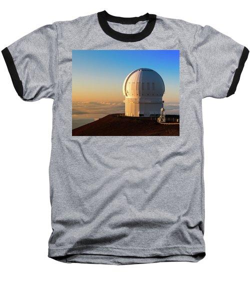 Canada-france-hawaii Telescope Baseball T-Shirt