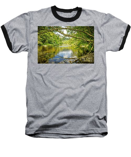 Canal Pool Baseball T-Shirt