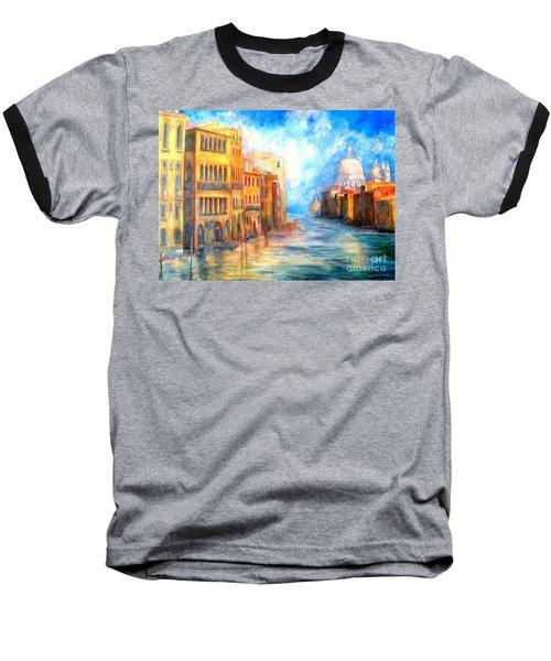 Canale Grande Baseball T-Shirt