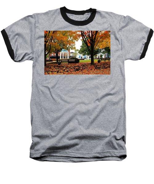 Candy Corn Baseball T-Shirt