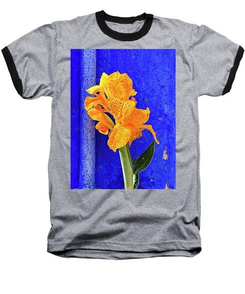 Canna Azure Baseball T-Shirt