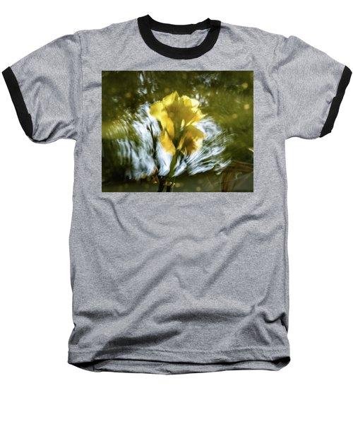 Canna Lily 3 Baseball T-Shirt