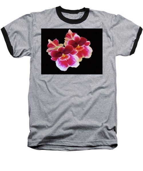 Canvas Violets Baseball T-Shirt