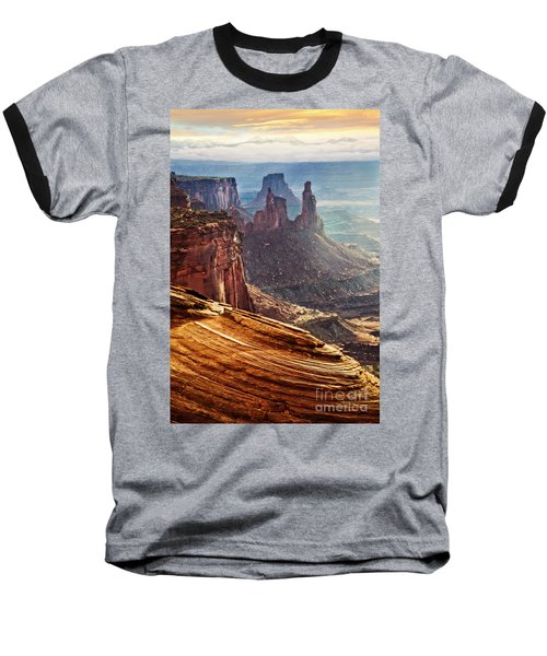 Canyonlands Baseball T-Shirt