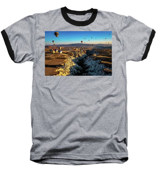 Capadoccia Baseball T-Shirt