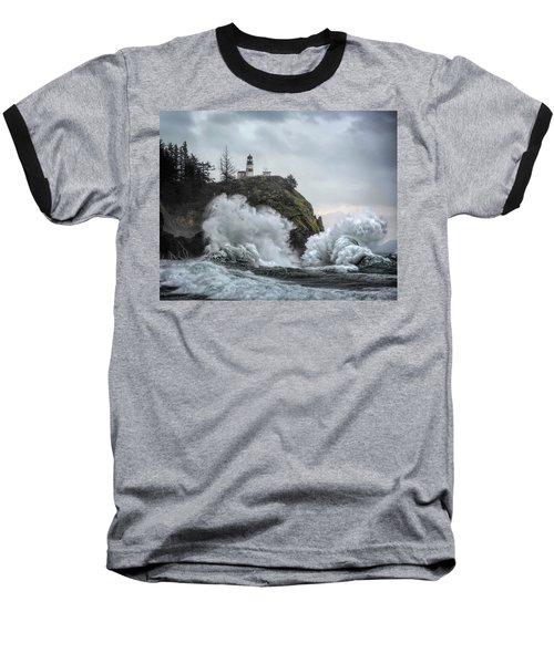 Cape Disappointment Chaos Baseball T-Shirt