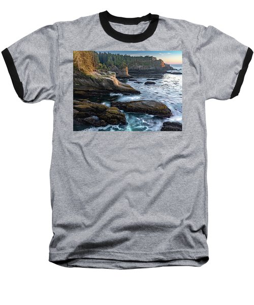 Cape Flattery Baseball T-Shirt