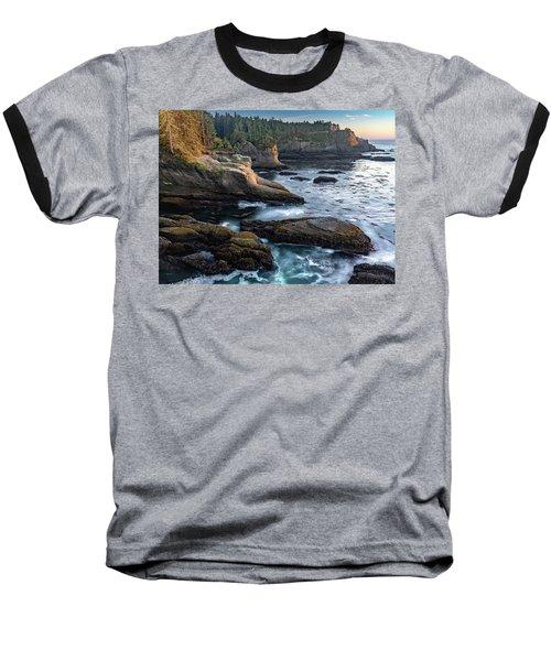 Cape Flattery Baseball T-Shirt