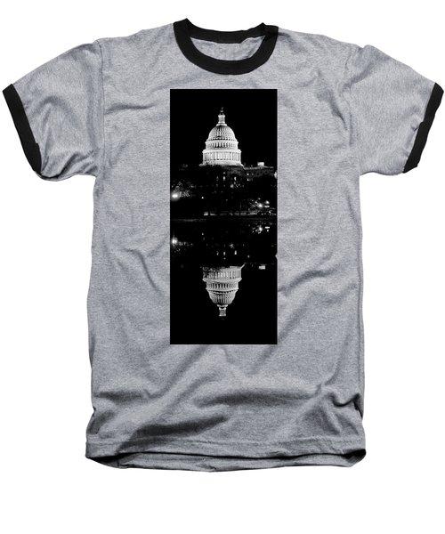 Capitol Upside Down Baseball T-Shirt
