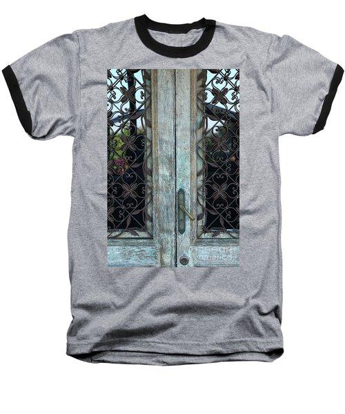 Capri Door Baseball T-Shirt