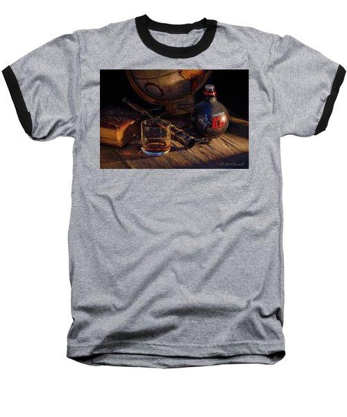 Captain Morgan Baseball T-Shirt