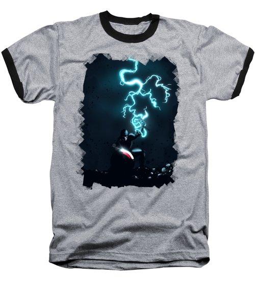 Captain Worthy Baseball T-Shirt