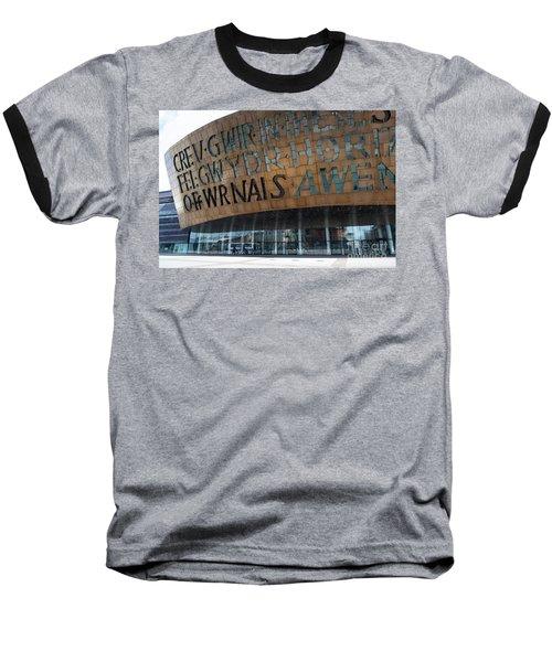 Cardiff Photo 7 Baseball T-Shirt