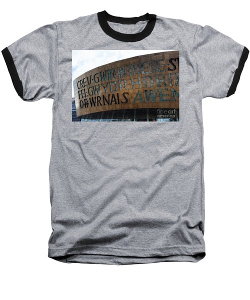Cardiff Photo 8  Baseball T-Shirt