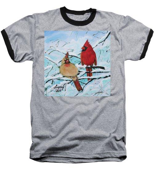 Cardinalis Baseball T-Shirt
