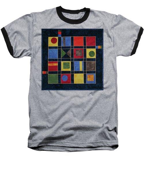 Carnival Of Colors Baseball T-Shirt