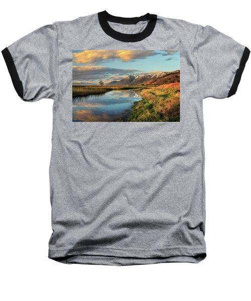 Carson Valley Sunrise Baseball T-Shirt