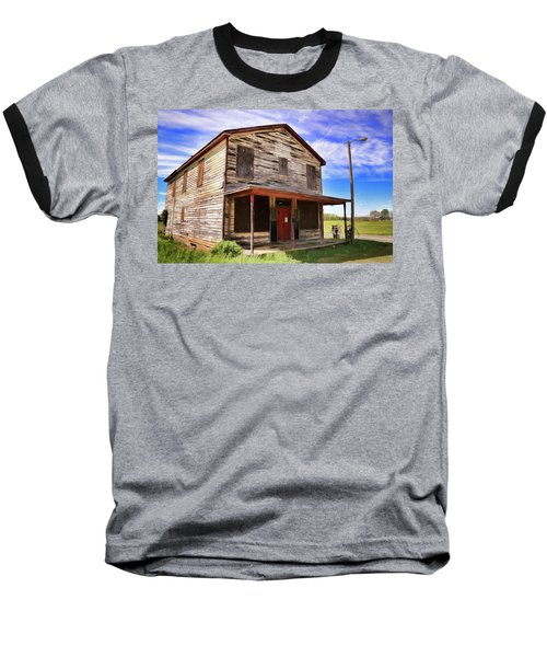 Carter's Store In Goochland Virginia Baseball T-Shirt