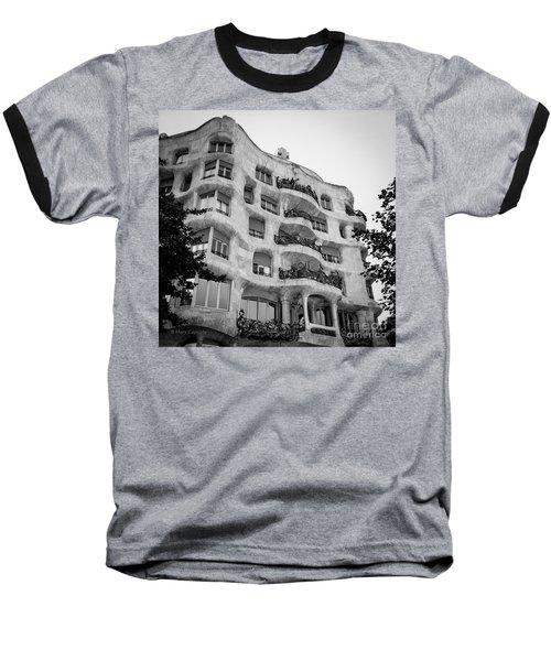 Casa Mila Baseball T-Shirt