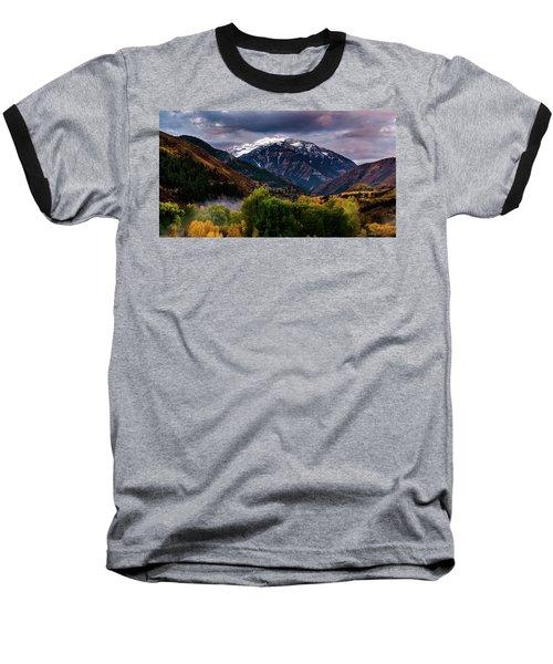Cascade Mountain Baseball T-Shirt
