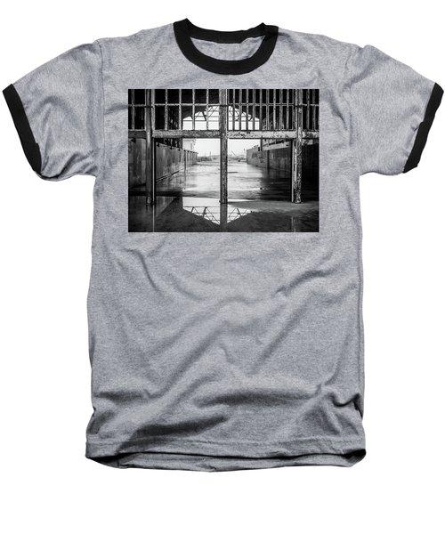 Casino Reflection Baseball T-Shirt