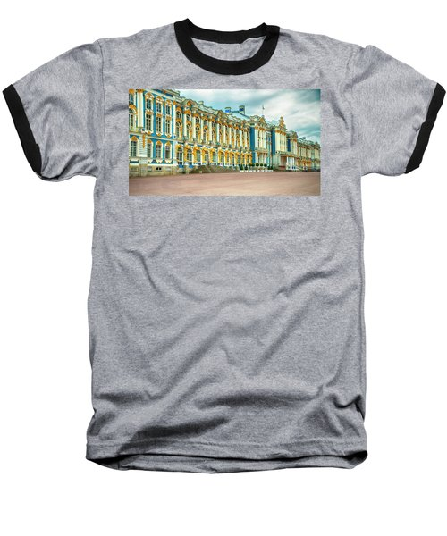 Catherine Palace Baseball T-Shirt