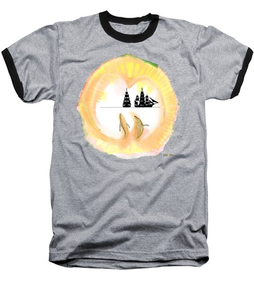 Cbr-soul Baseball T-Shirt