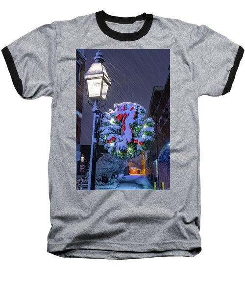 Celebrate The Season Baseball T-Shirt