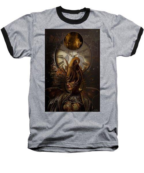 Celestial Dreamcatcher Baseball T-Shirt
