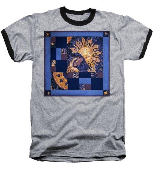 Celestial Slumber Baseball T-Shirt