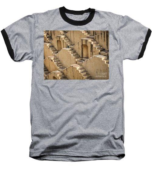 Chand Baori Baseball T-Shirt