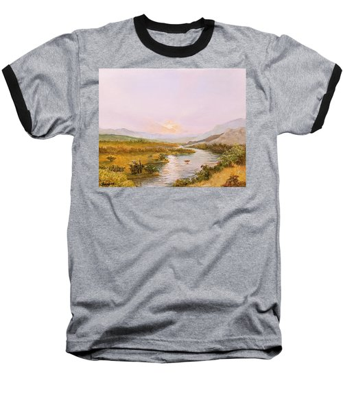 Charon's Sabbatical Baseball T-Shirt
