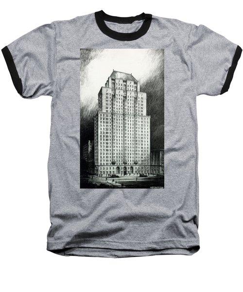 Chateau Crillon Baseball T-Shirt