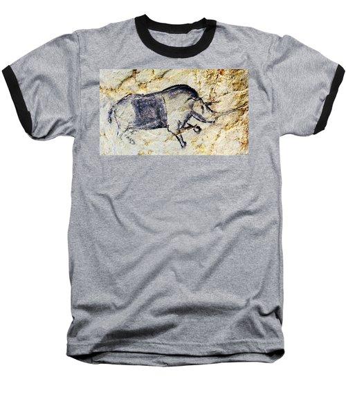 Chauvet Rhinoceros Baseball T-Shirt