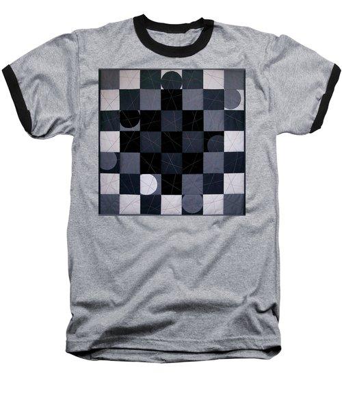 Checkers And Pick-up-sticks Baseball T-Shirt