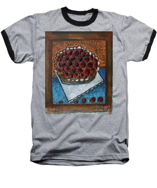 Cherry Pie Baseball T-Shirt