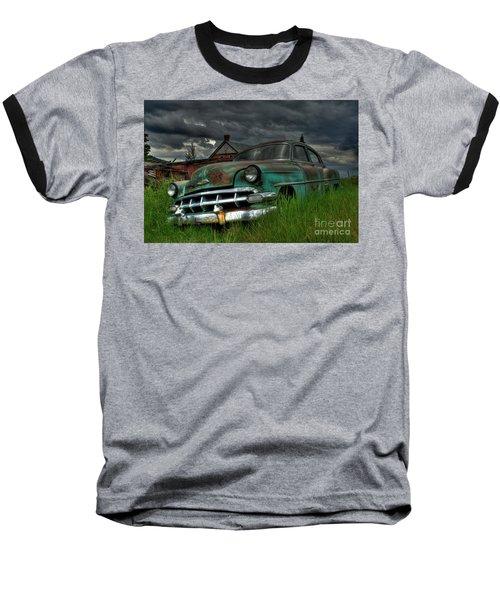 Chevy  Bel Air Baseball T-Shirt