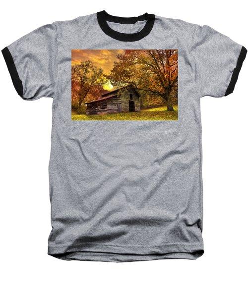 Chill Of An Early Fall Baseball T-Shirt