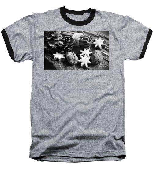Christmas 3 Baseball T-Shirt