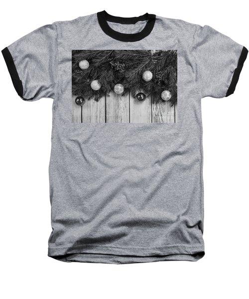 Christmas 4 Baseball T-Shirt