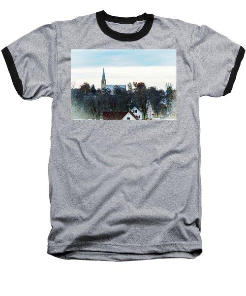 Christmas Day Drive Baseball T-Shirt