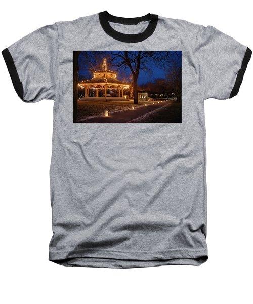 Christmas Eve In Dexter Baseball T-Shirt
