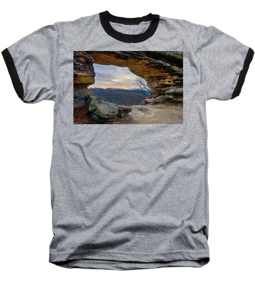Chronicles Of The Gorge Baseball T-Shirt