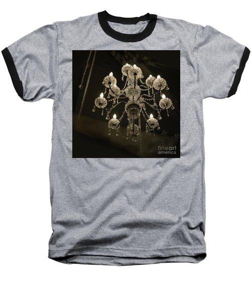 Chrystal Lights Baseball T-Shirt